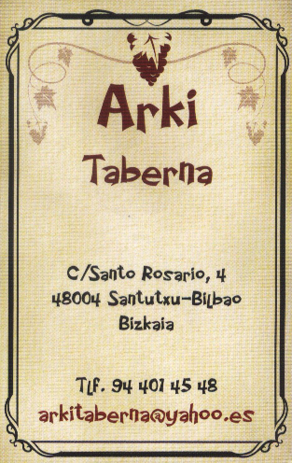 Arki Taberna