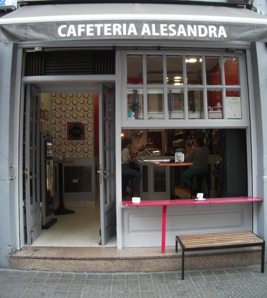 Cafeteria Alexandra