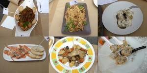 Platos cocinados